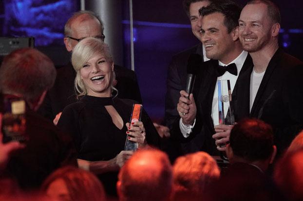 Deutscher Fernsehpreis für Inas Nacht!